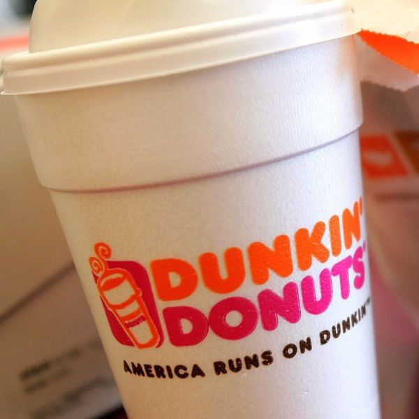 Dunkin' Donuts Just Released a Coffee-Infused Beer That Will Warm Your Wintery Soul