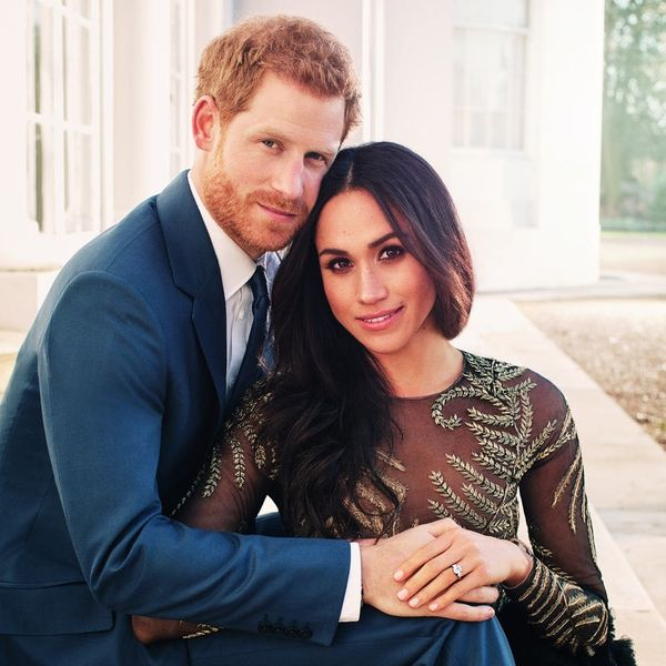 Prince Harry and Meghan Markle Look So in Love in Their New Official Engagement Photos