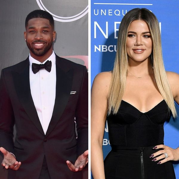 Tristan Thompson Commented on Khloé Kardashian's Pregnancy Reveal With the SweetestNote