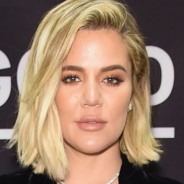 It's (Finally!) Official: Khloé Kardashian Is Having a Baby!