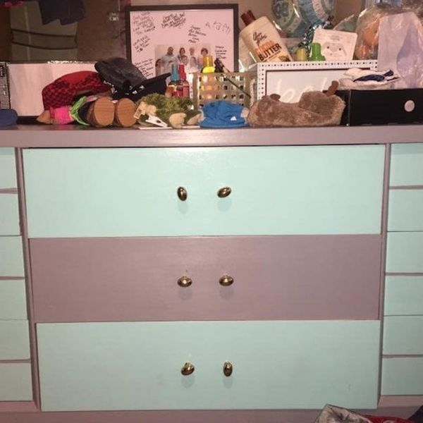 This Dresser Has the Internet Arguing Over Its Color