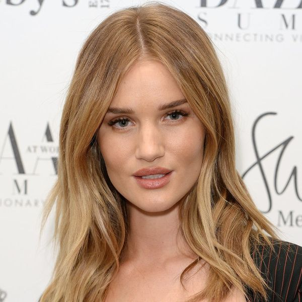 Rosie Huntington-Whiteley Shares a Rare Pic With New Baby Jack