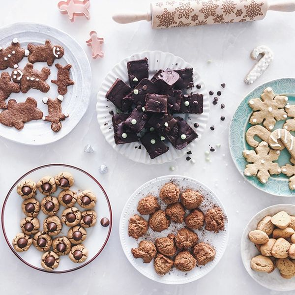 Healthy Holiday Treats for Your Cookie Swap