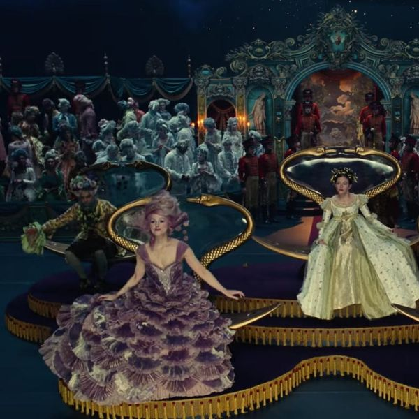 TheFirst Teaser Trailer for 'The Nutcracker and the Four Realms' Takes You on a Magical Journey