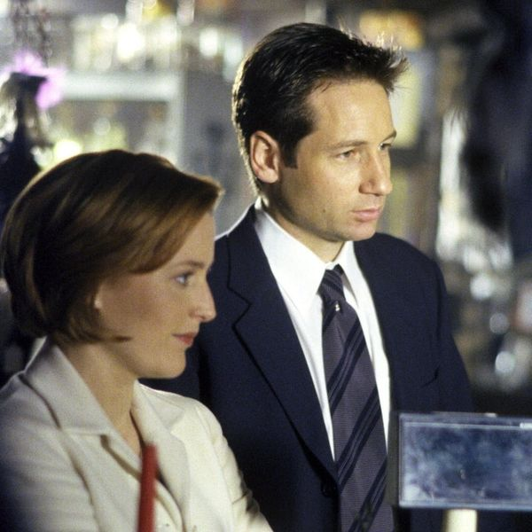 """Gillian Anderson Is Ready to Say Goodbye to """"The X-Files"""" After Next Season"""