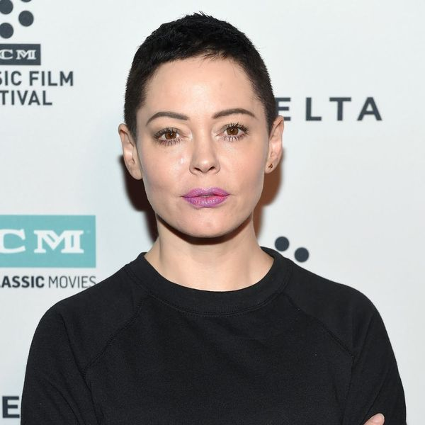 An Arrest Warrant Has Been Issued for Rose McGowan Over a Drug Charge