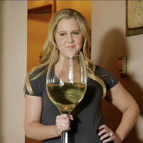 """The Pop Culture """"Wine Mom"""" Is Hilarious, Relatable — and a Giant Red Flag"""
