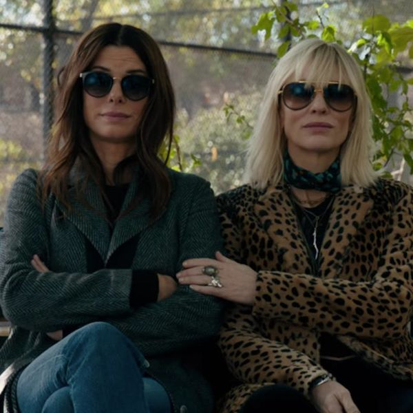 The Full 'Ocean's 8' Trailer Is Here and We Just Want to Rewatch It on Repeat