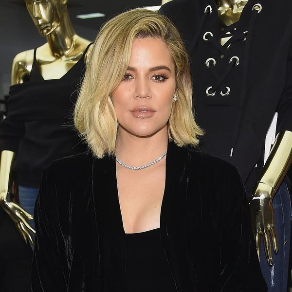 Fans Think Khloé Kardashian Just Dropped a Huge Hint About Her Rumored Pregnancy