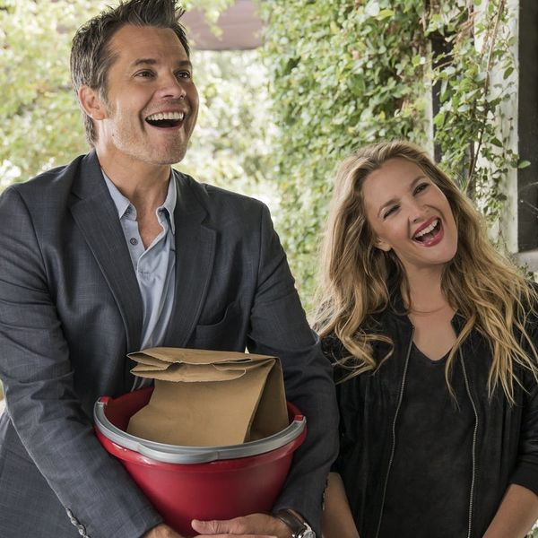 Drew Barrymore, Timothy Olyphant, and Netflix Helped a Fan Propose to His Girlfriend