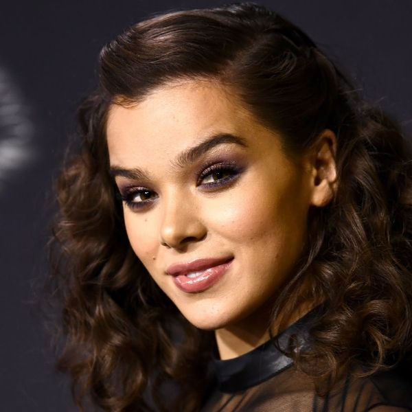 Hailee Steinfeld Just Debuted a 21st Birthday Dress to Rival Kendall Jenner's
