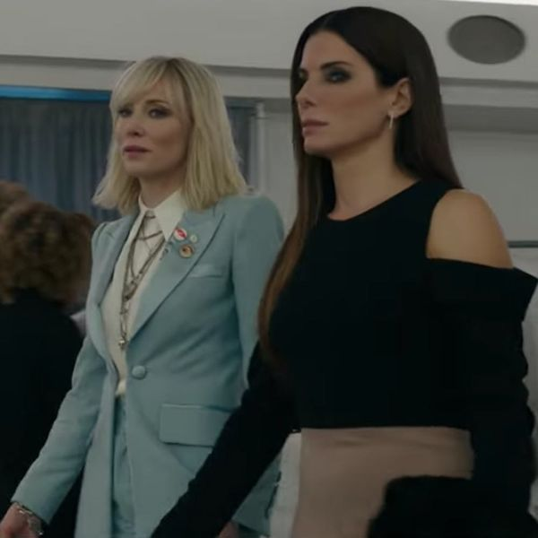 "The First ""Ocean's 8"" Teaser Is Here and We're Already Hooked"