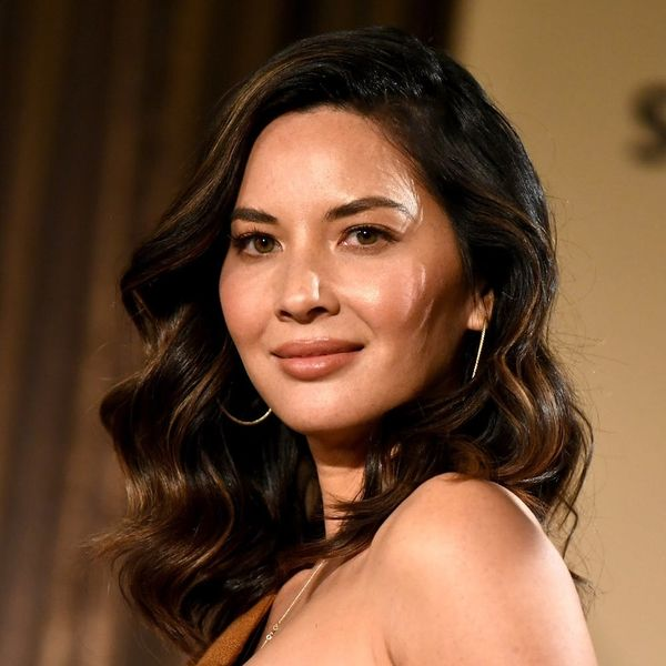 The Secret to Olivia Munn's Shiny Locks Will Only Cost You $5