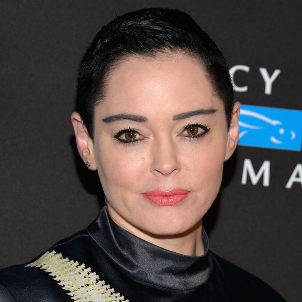 Twitter Explains Why It Suspended Rose McGowan's Account