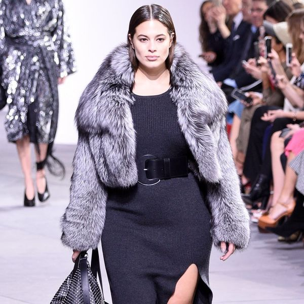 Michael Kors Just Put His First Plus-Size Model on the Runway