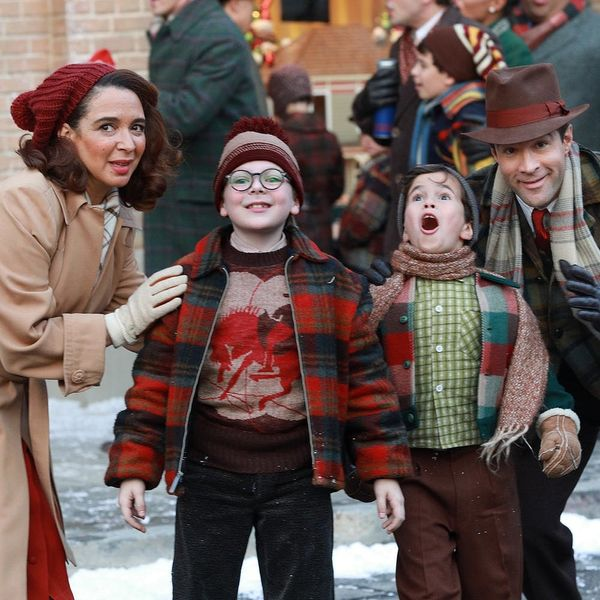 """""""A Christmas Story Live!"""" Stirs Up a Snowstorm of Reactions"""