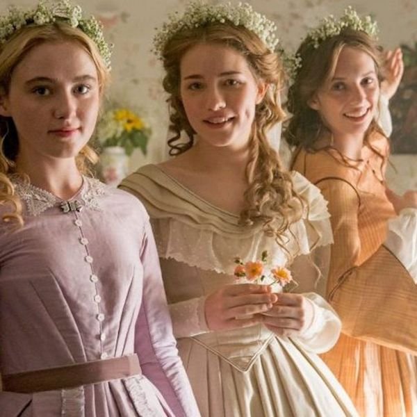 "Here's Your First Look at the PBS Adaptation of ""Little Women"""