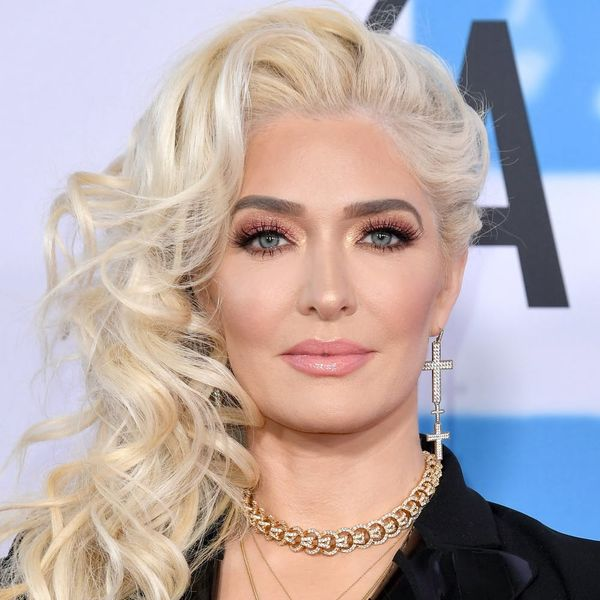 Erika Jayne Just Debuted the Holiday Hair to End All Other Styles