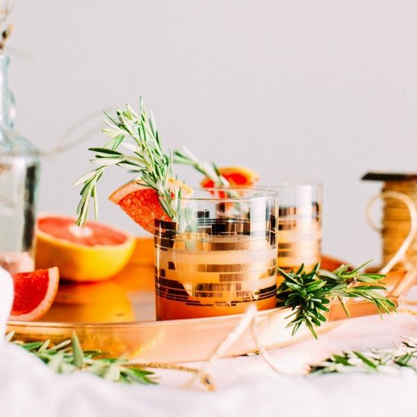 8 Necessities for the Ultimate Holiday Bar Cart