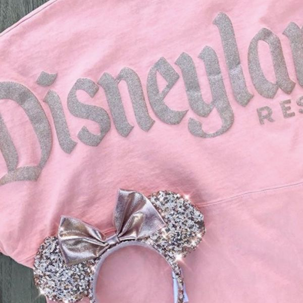 Disney Parks Is Launching a Rose Gold Jersey to Match Its Mouse Ears
