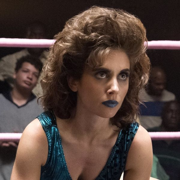 "Alison Brie Says Her Nude Scenes in ""GLOW"" Were Empowering for This Important Reason"