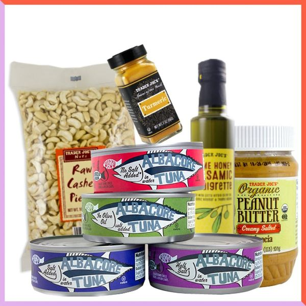 30 Clean-Eating Pantry Items for Under $5 from Trader Joe's