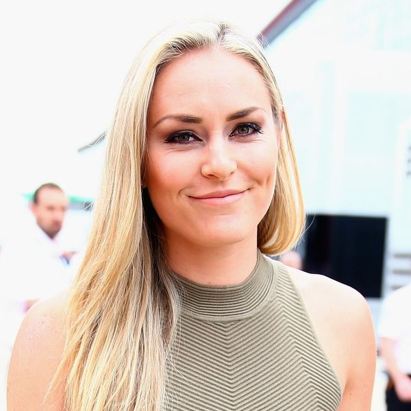 Sprained Knee? Try Putting *This* Food on It, Like Olympic Skier Lindsey Vonn