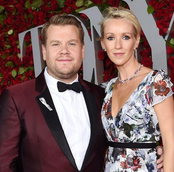 James Corden and Wife Julia Carey Welcome Baby #3!