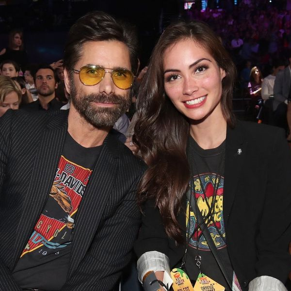 John Stamos and Caitlin McHugh Are Engaged! Get the Details on His Disneyland Proposal