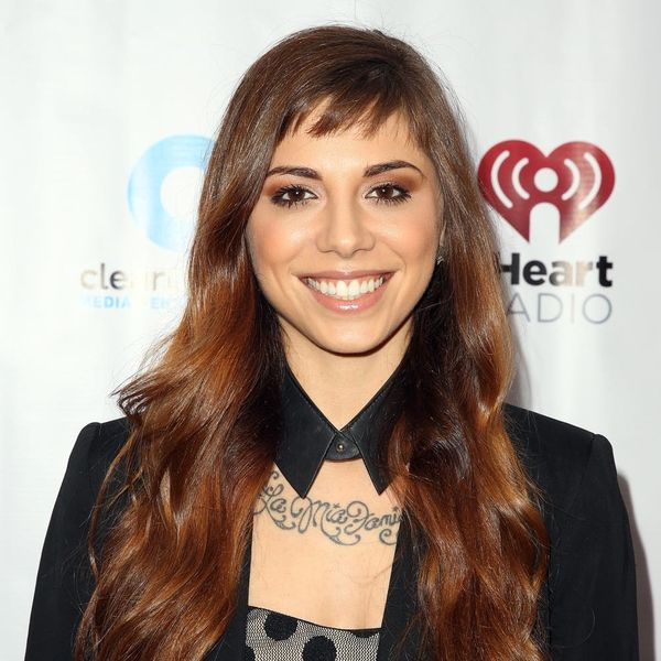 Christina Perri and Paul Costabile Are Married!