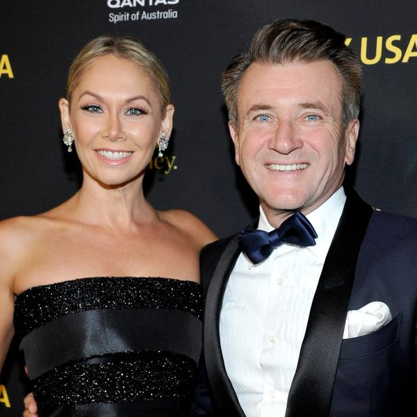 'DWTS' Stars Kym Johnson and Robert Herjavec Are Expecting Twins!