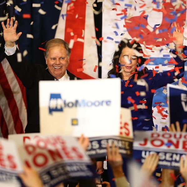 We Can Thank Black Women Voters for Roy Moore's Alabama Senate Defeat