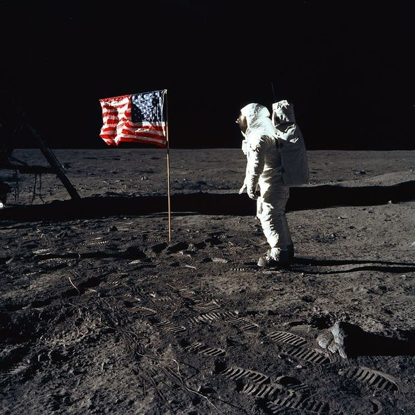 Trump Has Signed a Directive to Send Americans Back to the Moon — and, Eventually, Mars