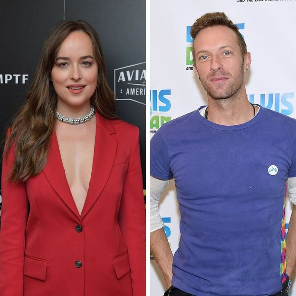 Dakota Johnson and Coldplay's Chris Martin Are Reportedly Dating