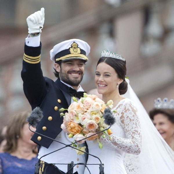 Princess Sofia of Sweden Hacked Her Wedding Tiara and Now It Looks Even Better
