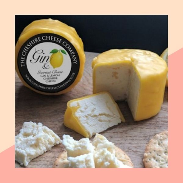 Would You Eat Gin-Flavored Cheese?