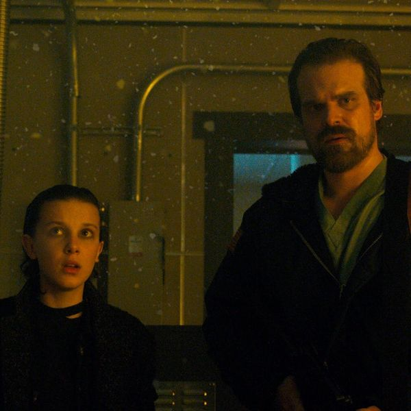 The 'Stranger Things' Kids Had the Sweetest Reactions to David Harbour's Golden Globe Nomination