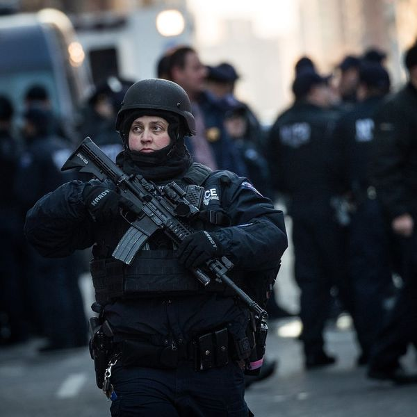 New York City Subways Are in Recovery After an Attempted Terrorist Attack