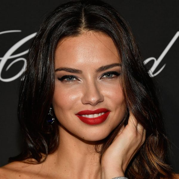 Whoa: Did Adriana Lima Just Announce Her Retirement from Victoria's Secret?