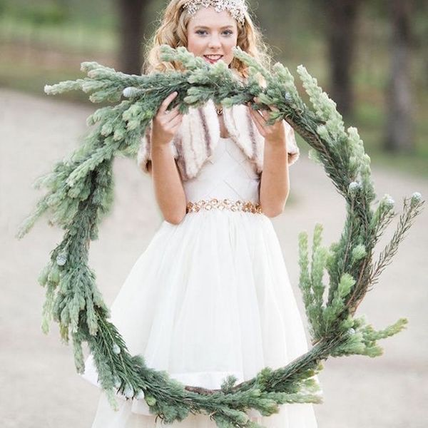 30 Ways to Style Your Winter Wedding