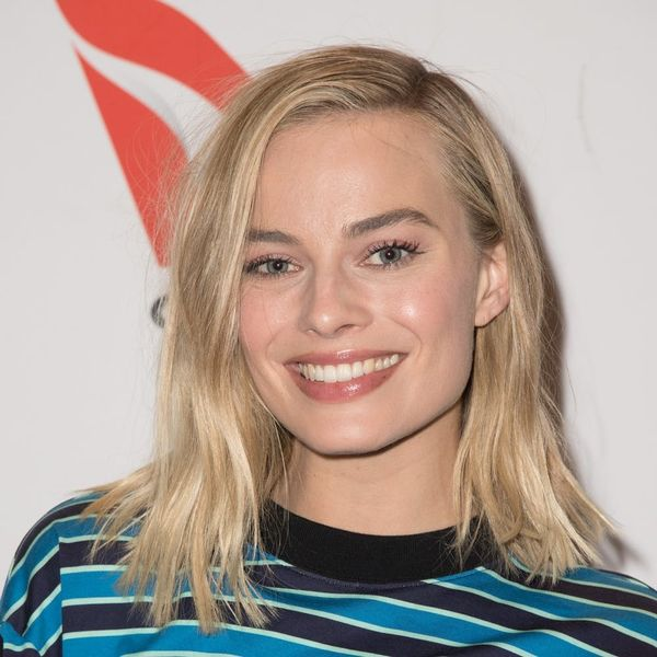 Margot Robbie (Sort Of) Skipped Her Honeymoon for *This*