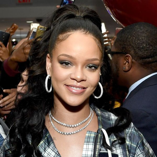 Rihanna Wore a Massive Ring on *That* Finger and Fans Are in a Tizzy