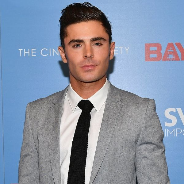 Zac Efron's 'Greatest Showman' Kiss With Zendaya Might Be His 'Favorite Kiss Ever'