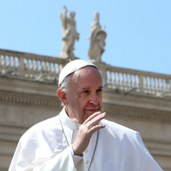Why the Pope Says it's Time We Changed the Words to 'The Lord's Prayer'
