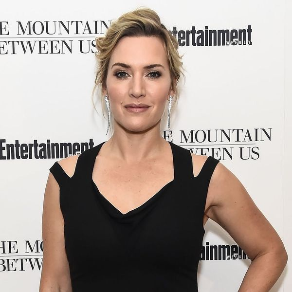 Kate Winslet's Support of Woody Allen Proves We Have a Long Way to Go in Helping Abuse Victims