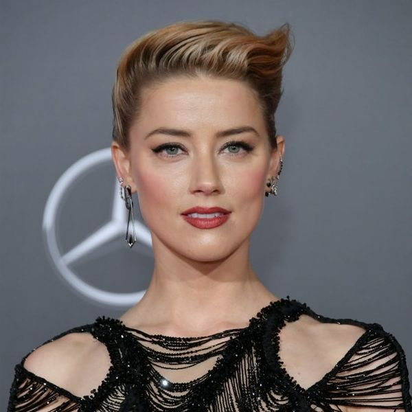 Amber Heard Subtly Responded to J.K. Rowling's Excuse for Casting Ex Johnny Depp in 'Fantastic Beasts 2'