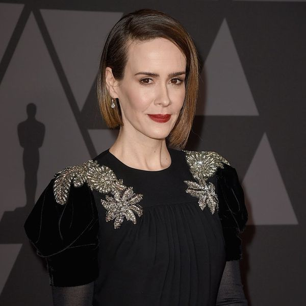 Sarah Paulson Dishes on the 'Ocean's Eight' Group Text of Our Dreams
