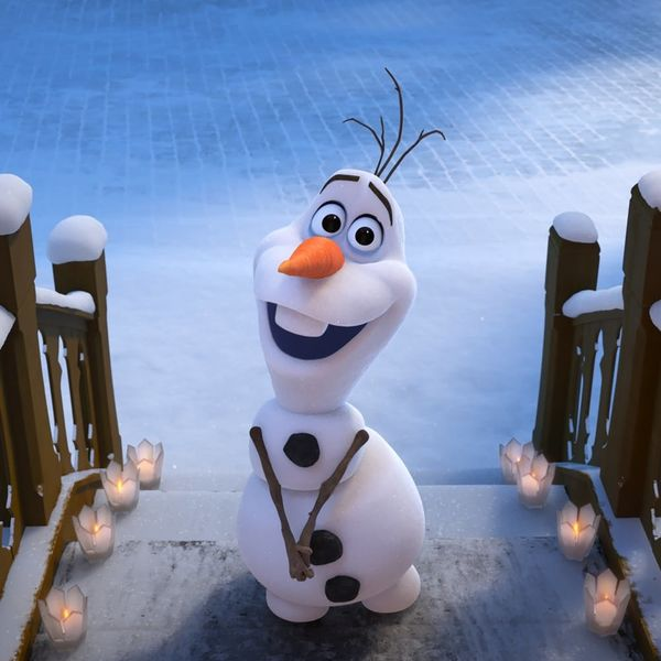 Disney's 'Olaf's Frozen Adventure' Is Leaving Theaters and Heading to TV