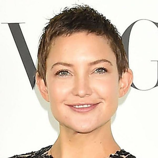 Kate Hudson Is a Dead Ringer for a '90s Leonardo DiCaprio With This Amazing Haircut