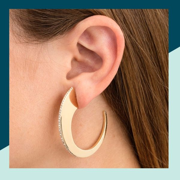 7 Not-So-Basic Hoop Earrings You Need to Own